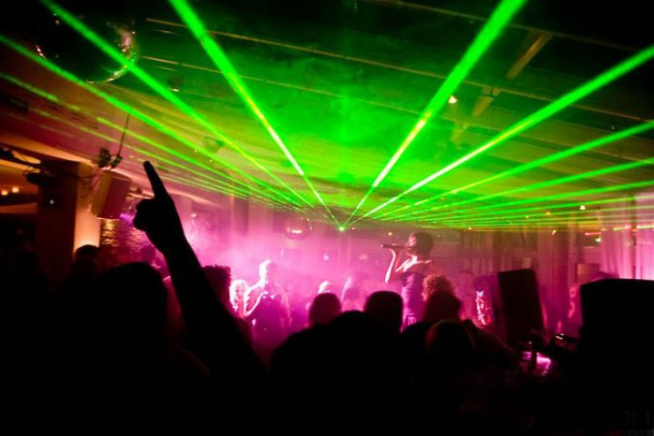 Lasertechnik by SH sound & light Eventtechnik. Laser
